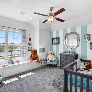 Dallas, Texas   Inspiration - Premier Rosewood Secondary Bedroom