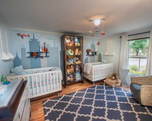 Twin Boys Nursery Home Design Ideas Pictures Remodel And