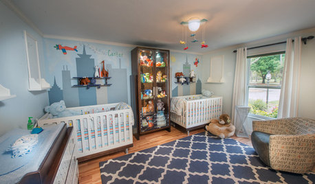 Double Trouble: How to Furnish Nurseries for Twins