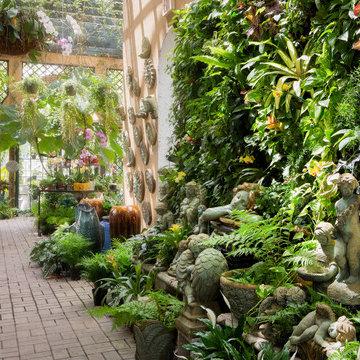 Delray Beach, Florida | Biophilic Design & Living Walls | TruVine Design