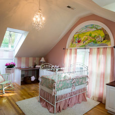 Traditional Nursery by Charlottesville Design House