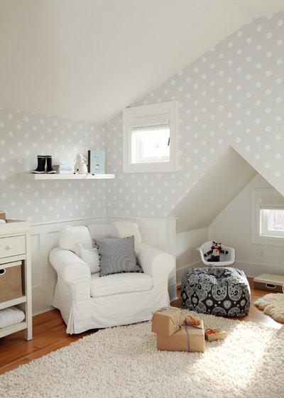 Современная классика Комната для малыша by Sophie Burke Design
