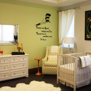 Dr. Seuss Themed Nursery