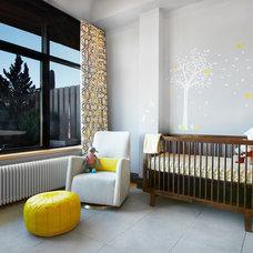 Modern Nursery by Karen Chien Inc.