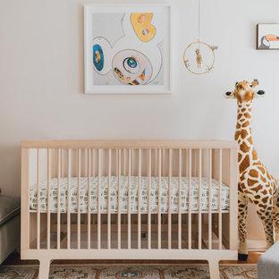 Eclectic Modern Nursery