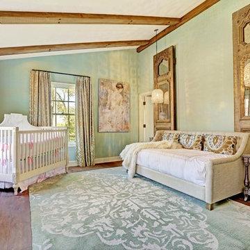 Elegant Country Estate in Ross CA