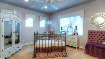 Elegant Girl's Nursery