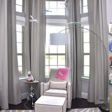 Eclectic Nursery by 2Scale Architects