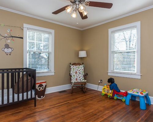Eclectic Raleigh Nursery Ideas, Designs, Remodels & Photos