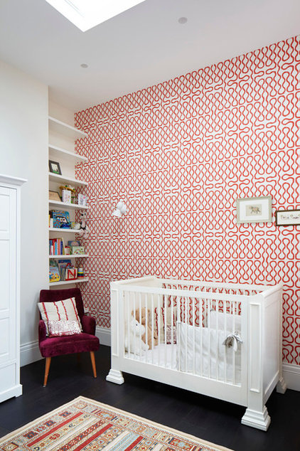 Contemporary Nursery by Dyer Grimes Architecture