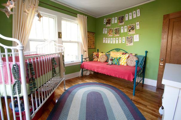 Eclectic Nursery by Annalea Hart