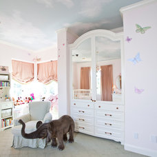 Traditional Nursery by Creative Touch Interiors