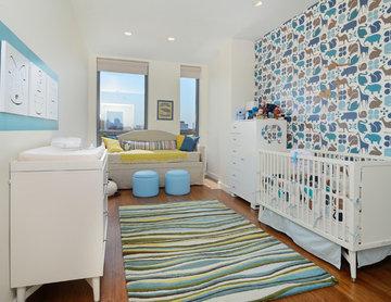 Fab 2 bedroom in Hoboken's Premier Green Buidling