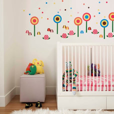 Contemporary Nursery by West Chin Architects & Interior Designers