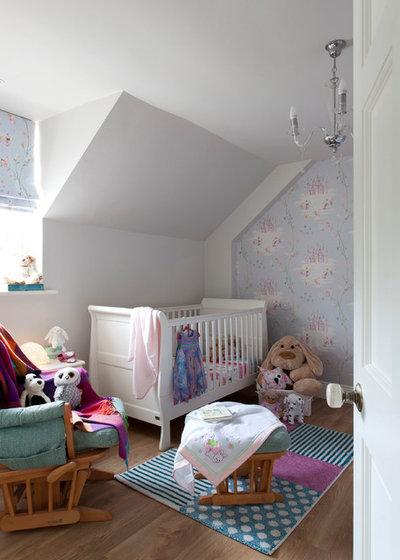 Farmhouse Nursery by Collette Ward Interiors