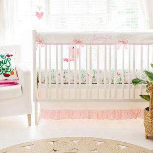 Flamingo Crib Bedding