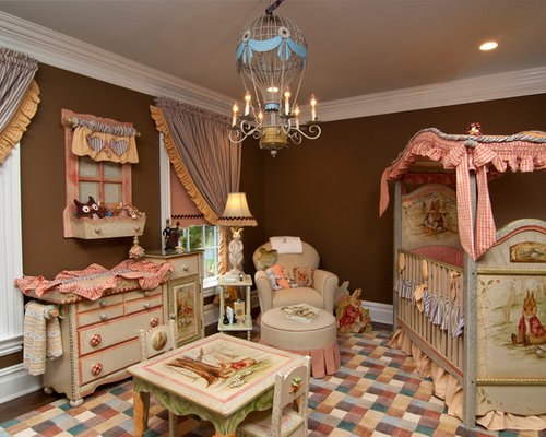Baby Girl Nursery Themes Ideas, Pictures, Remodel And Decor Babyzimmer Grn Beige