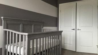 Fresh Paint-- Baby Room