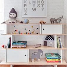 Contemporary Nursery by SISSY+MARLEY