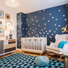 Transitional Nursery by SuzAnn Kletzien Design