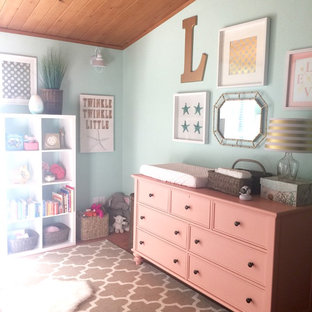 Gallery Wall & Painted Dresser