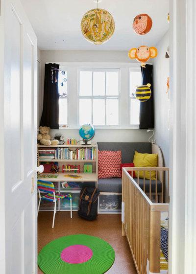Skandinavisk Babyværelse by Emil Eve Architects