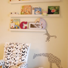 contemporary kids by Jennifer - Rambling Renovators