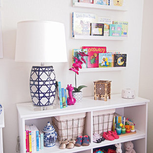 Girly Chinoiserie Nursery