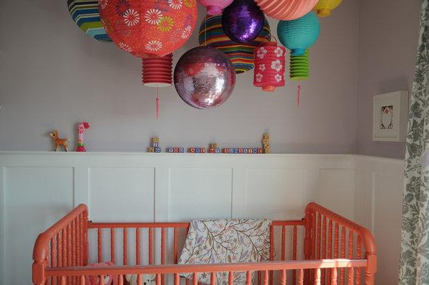 Cool Klassisch Modern Babyzimmer By Megan Leithmenard Interior Design With Babyzimmer  Einrichten Wenig Platz.