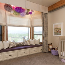 Traditional Nursery by Ejay Interiors