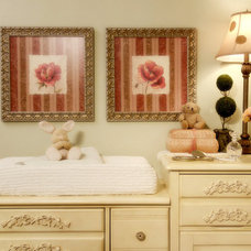 Traditional Nursery by Grace & Ivy
