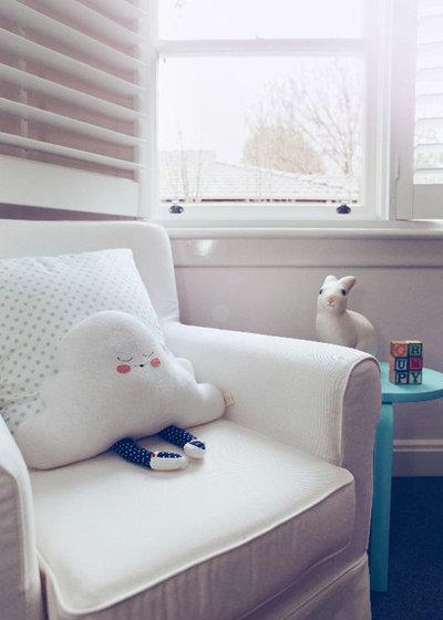 Modern Nursery by Hide & Sleep Interior Design