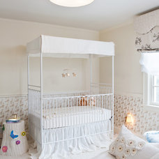 Traditional Nursery by Marks & Frantz Interior Design
