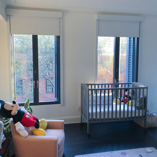 Greenwich Village Brownstone – Lutron Shades and Draperies