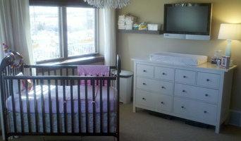 Gwyneth's Transitional Girl's Nursery