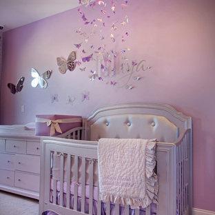 Immagine di una cameretta per neonati