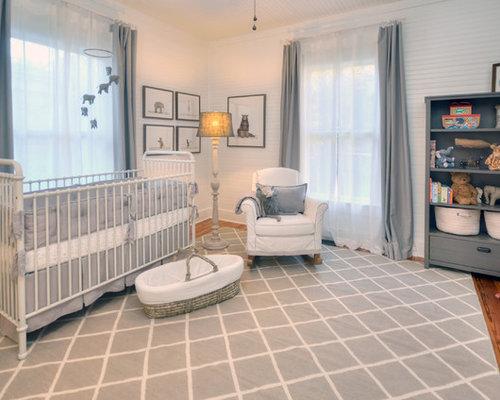landhausstil babyzimmer ideen design. Black Bedroom Furniture Sets. Home Design Ideas