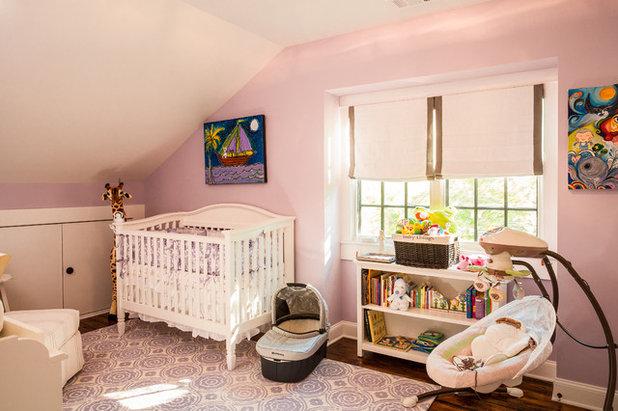 Craftsman Nursery by Alair Homes Decatur