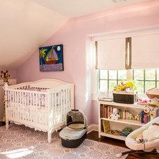 Craftsman Nursery by Renewal Design-Build