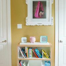 Modern Nursery by Shalena Smith Interiors