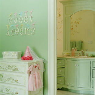 This is an example of a nursery in Boston.