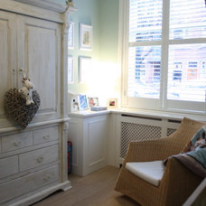 Traditional Nursery by Holly Marder