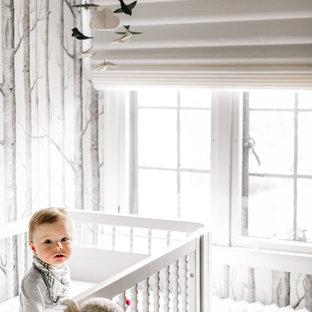 Uriges Babyzimmer in New York
