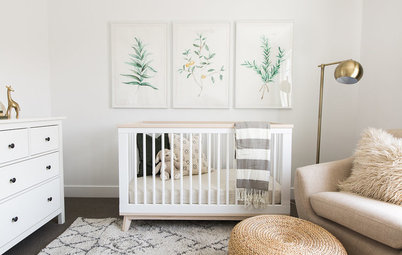 Little One On the Way? Here's How to Set Up a Nursery