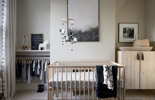 Scandinavian Nursery by Studio Fortnum