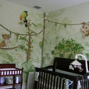 Jungle & Baby Animals Theme Baby Room