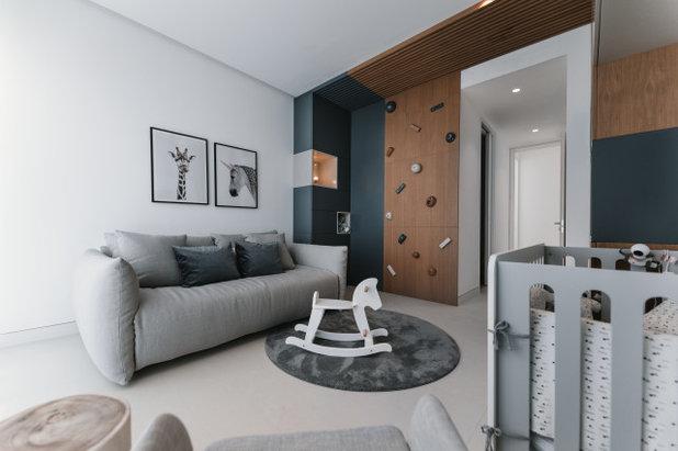 Современный Комната для малыша by Inhabit