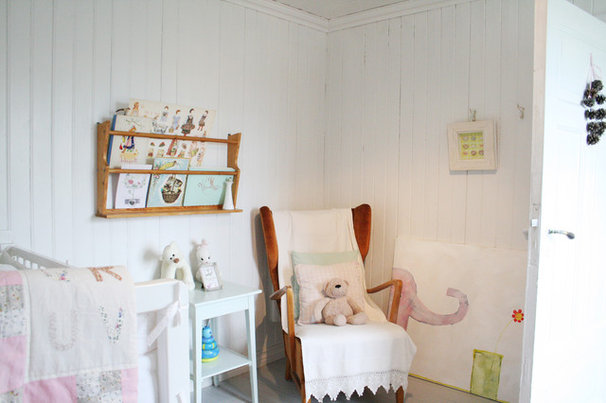 Eclectic Nursery by Jeanette Lunde