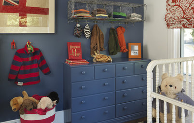 A Place of His Own: Boy's First Bedroom