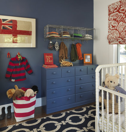 Contemporary Nursery by Kate Jackson Design